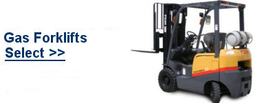 Select TCM Gas Forklifts